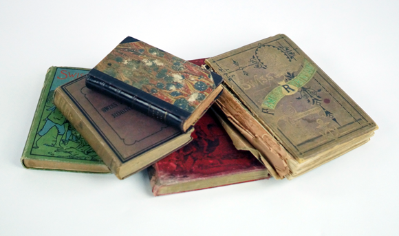 Swiss Family Robinson antique books