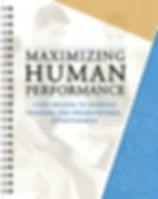 TJ Hoisington maximizing human performance