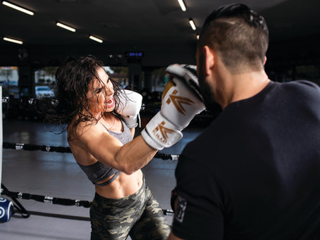 Eastern York High grad Danyelle Wolf puts MMA career on hold to chase Olympic boxing dream