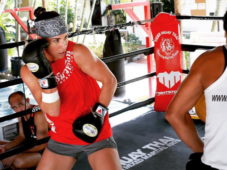 Pacific Beach boxer fights for her place in the 2020 Olympic Games