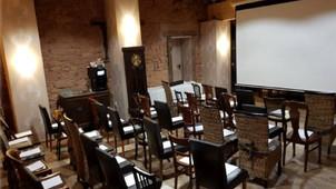 Seminarraum, Meetingraum, Workshop, Coaching, Vortrag im Café Maria Stennweiler