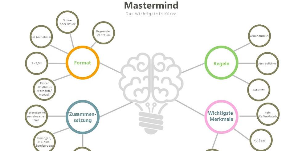 Online-Mastermind-Gruppe für Unternehmer*innen, (Solo-)Selbständige...