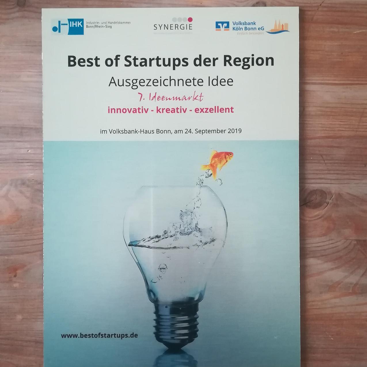 Ich war dabei - Best of Startups