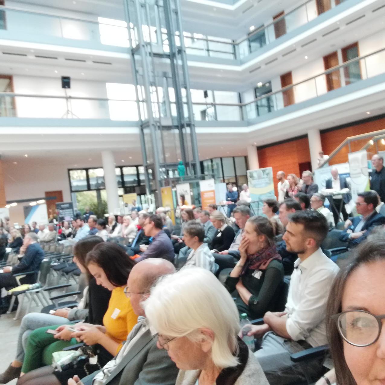 Viele Besucher bei Best of Startups