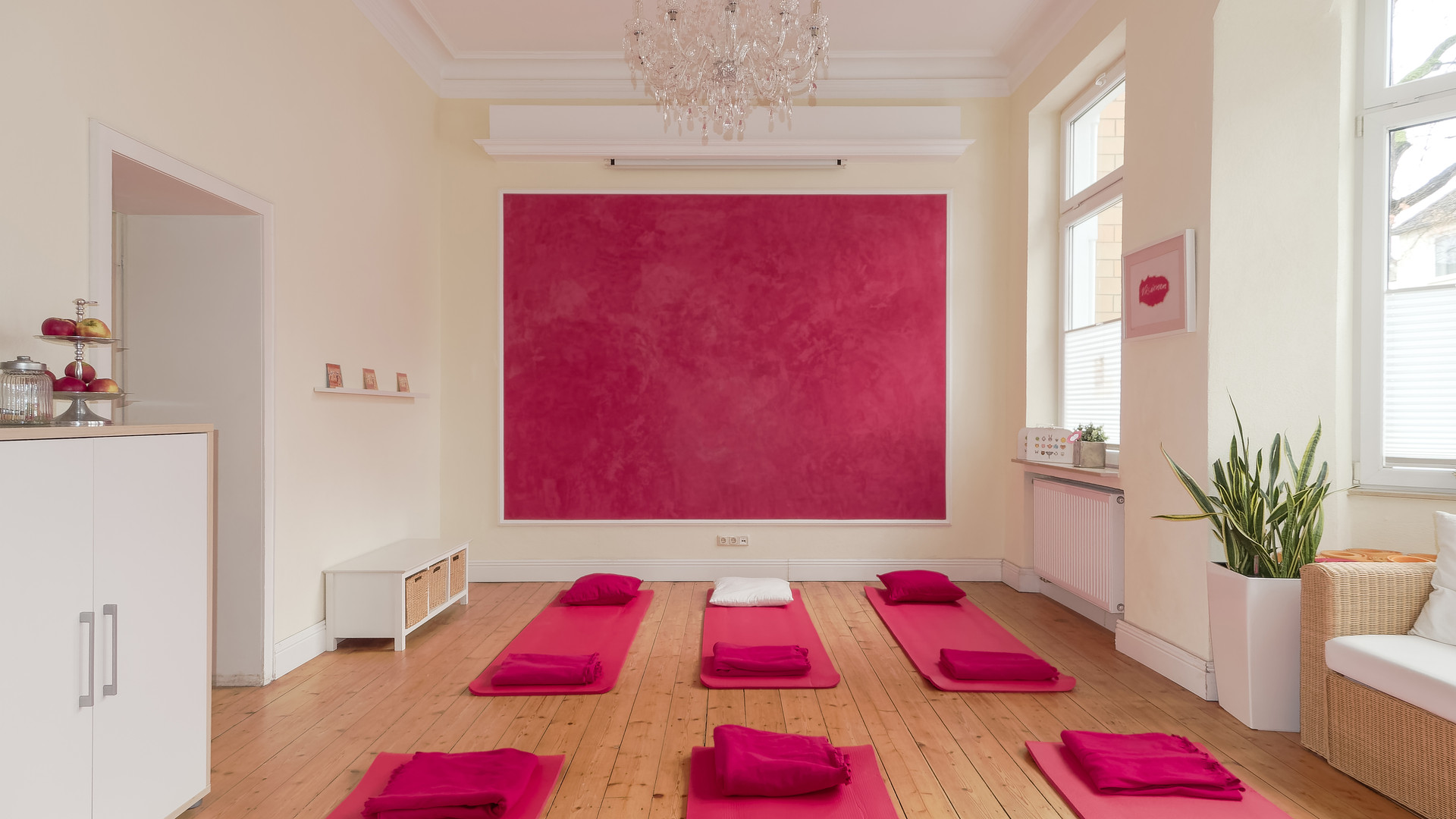 Seminarraum mieten, Meetingraum mieten für Training, Coaching, Seminar, Workshop, Meeting bei relaxolution Bonn