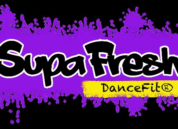 SupaFresh DanceFit Online Instructor Training