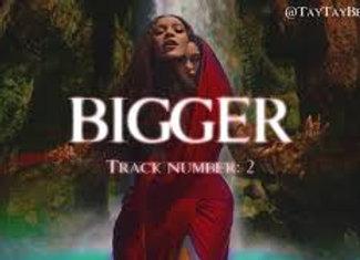 BIGGER - Tina Moore