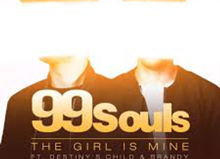 The Girl Is Mine - 99 Souls