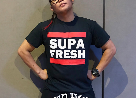 SupaFresh Run DMC T-shirt