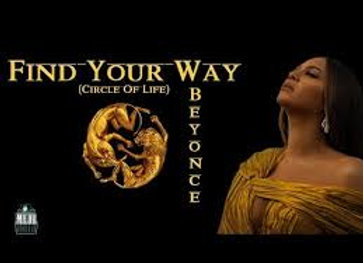 Find Your Way Back - Beyonce