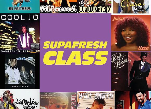 SupaFresh Class