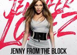 Jenny From The Block -J-Lo