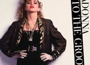 Into The Groove - Madonna