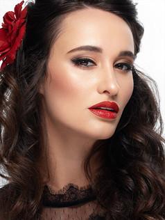 Abschlussarbeit Modul I Makeup Artistry
