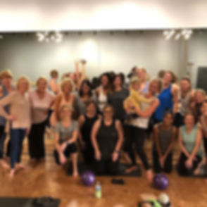 First Neighborhood Barre Memphis Class i