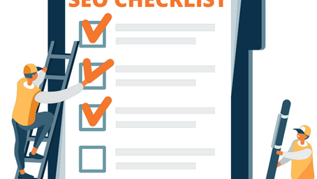 SEO CHECKLIST: The only checklist you'll need for SEO.