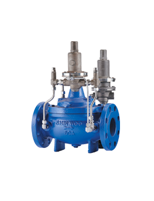 Pilot Operated Valve - Prevention of Pressure Equalization