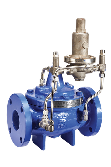 Pilot Operated Valve - System Pressure Relief Valve