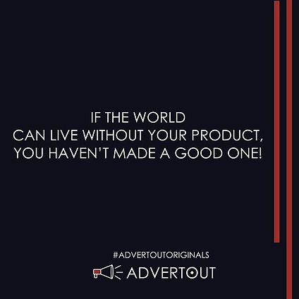 Original Marketing Quotes By Advertout