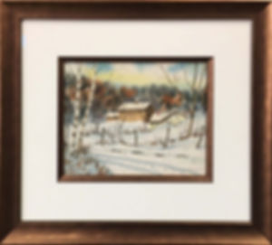 Custom Picture Framing, Artwork