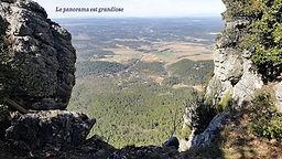 Montagne de La Loube mardi 12 mars 2019.