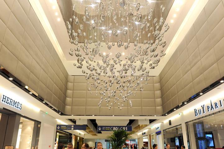 Aéroport Charles de Gaulle 2 - Liaison Terminaux A-C