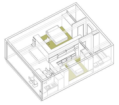 Appartement SMMR