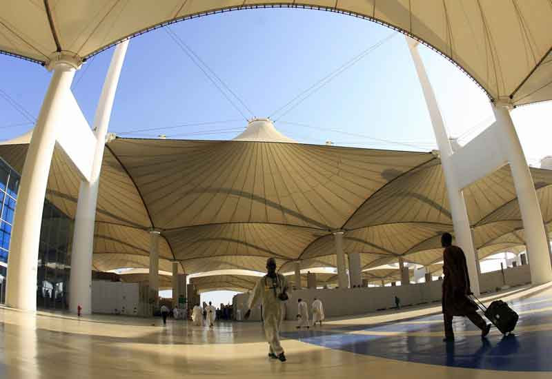 Terminal Hajj du King Adbul Aziz - Aéroport de Jeddah