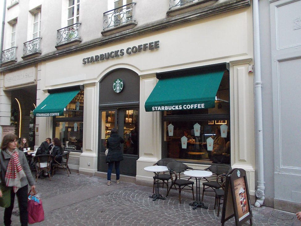 Starbucks - Saint-Germain en Laye