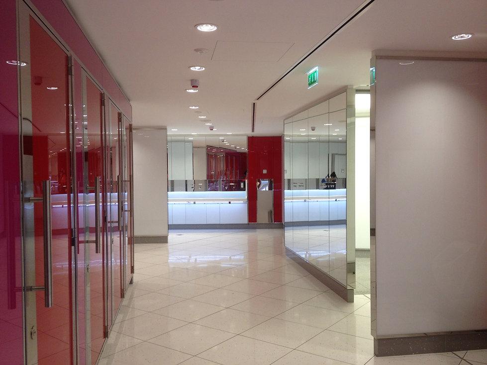 Aéroport Charles de Gaulle 1 - Sanitaires