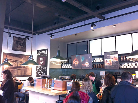 Starbucks CC Saint-Quentin en Yvelines