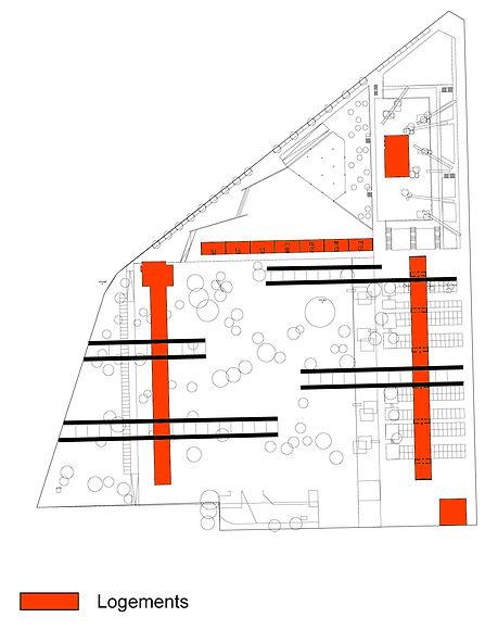 "Rénovation Logements ""Open Bars"" - Europan 7 - Drancy"