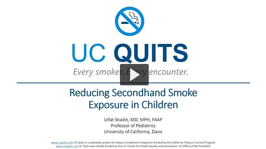 Module #5-Reducing Secondhand Smoke Expo