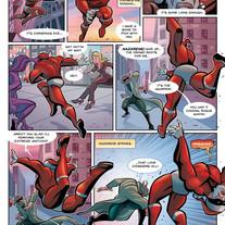 Stylised Comics
