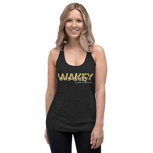 Wakey Wakey Women's Racerback Tank