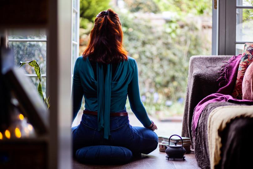 Gabriella Tavini - Meditation