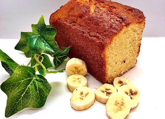 Cake gourmand à la banane