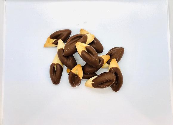 Navettes au chocolat noir pur équateur (200gr)