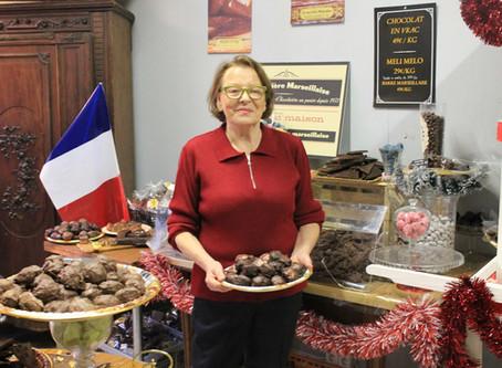 Chez Michèle Le Ray, le chocolat est une tradition!