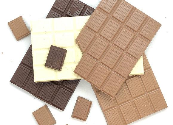 Sauvage chocolat au lait sans sucres
