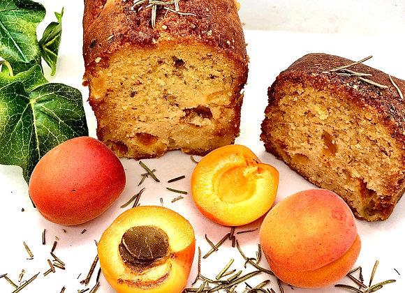 Cake gourmand abricot romarin