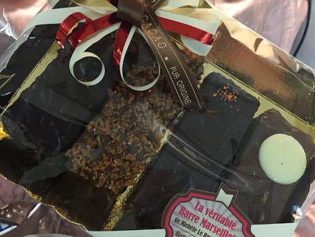 La chocolatière du panier