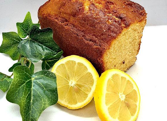 Cake gourmand au citron