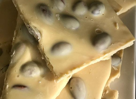 choco blanc DULCEY AMANDES