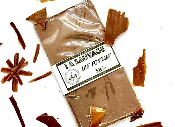 La Sauvage  © Chocolat au Lait Fondant - Leray 1901