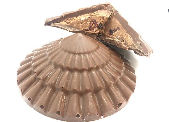 Dôme surprise chocolat au lait