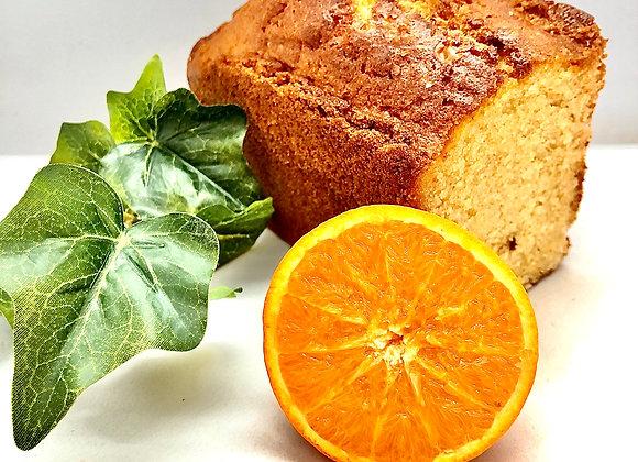 Cake gourmand à l'orange