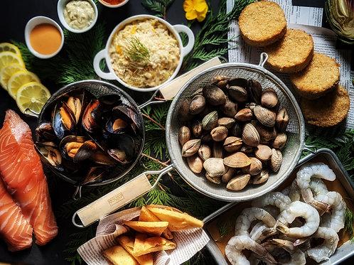 Pacific Seafood Bake