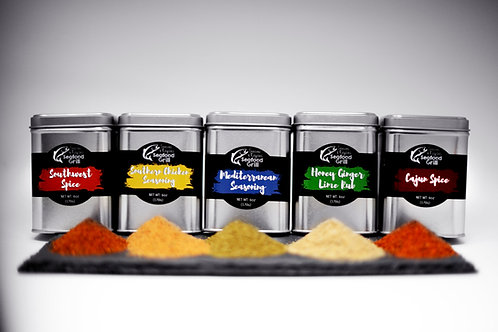 Season's Spice Blends