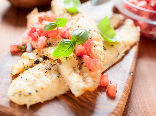 Wild Pacific Rockfish Filet